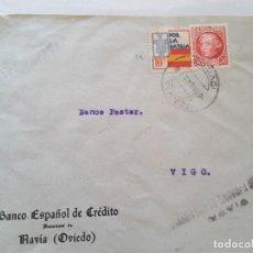 Sellos: CARTA ESPAÑOLA. Lote 289607758