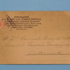 Sellos: CARTERIA GODELLA VALENCIA - TARJETA POSTAL ROMANTICA CIRCULADA 20 SEPTIEMBRE 1903 - VER. Lote 293956118