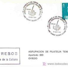 Sellos: ESPAÑA 1984.- MATASELLO ESPECIAL.- HOMENAJE A LAS FUERZAS ARMADAS. Lote 4034925