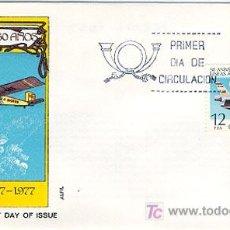 Briefmarken - IBERIA 50 ANIVERSARIO 1927-1977 - 27765717