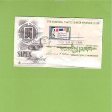Sellos: SOBRE FIRST DAY OF ISSUE SIXTH INTERNATIONAL PHILATELIC EXHIBITION WASHINGTON DC 1966 SO3. Lote 13740725