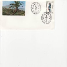 Sellos: SOBRE MATASELLOS EXPOSICION FILATELICA PROVINCIAL,SANTA CRUZ DE TENERIFE.1987. Lote 8388932
