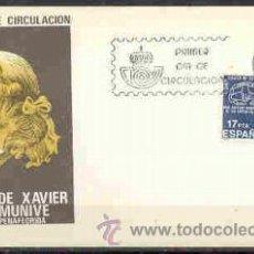 Briefmarken - SPD - II CENTENARIO DE XAVIER Mª DE MUNIVE CONDE DE PEÑAFLORIDA - 8650829