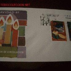 Sellos: SPD NAVIDAD 1987. Lote 1565596