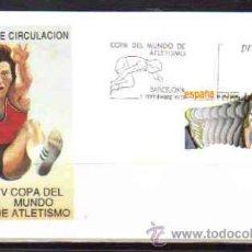 Briefmarken - SPD - V COPA DEL MUNDO DE ATLETISMO - 12007315