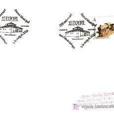 Sellos: MATASELLO ESPECIAL XI EXPOFIL, 125 ANIVERSARI MERCAT MUNICIPAL DE SAN FELIU DE LLOBREGAT 2009. Lote 15234540
