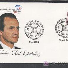 Sellos: 1984 MADRID 27/4 OFICIAL, ESPAÑA 84, EXP. MUNDIAL DE FILATELIA, DIA DE LAS FEDERACIONES FILATELICAS . Lote 15317370