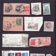 Sellos: ,MATASELLO MADRID LOTE 41 SELLOS, DIVERSAS CALIDADES,. Lote 19290232
