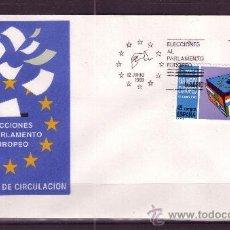 Sellos: ESPAÑA EDIFIL SPD 3015 - AÑO 1989 - ELECCIONES AL PARLAMENTO EUROPEO. Lote 18427100