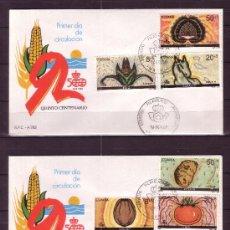 Sellos: ESPAÑA EDIFIL SPD 3029/34 - AÑO 1989 - 5º CENTENARIO DEL DESCUBRIMIENTO DE AMERICA. Lote 18427208