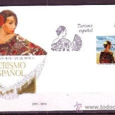 Sellos: ESPAÑA SPD 4532 - AÑO 2010 - TURISMO ESPAÑOL - MUJER CON MANTON. Lote 18618210