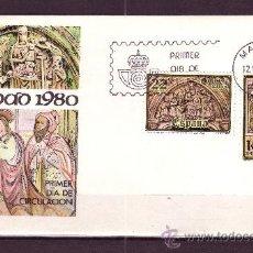 Sellos: ESPAÑA EDIFIL SPD 2593/94 - AÑO 1980 - NAVIDAD . Lote 18754148