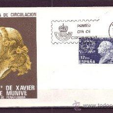 Sellos: ESPAÑA EDIFIL SPD 2824 - AÑO 1985 - 2º CENTENARIO DE LA MUERTE DEL CONDE DE PEÑAFLORIDA. Lote 18754266