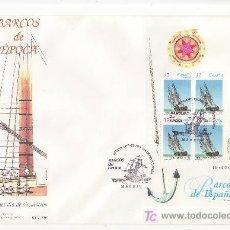 Sellos: BARCOS DE EPOCA.ABRIL 1997.BARCOS DE ESPAÑA. VEA MAS EN RASTRILLOPORTOBELLO. Lote 19200764