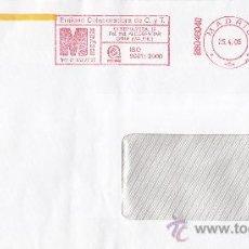 Sellos: FRANQUEO MECANICO MEYDIS, MADRID 2005. MATASELLOS DE RODILLO EN CARTA COMERCIAL. GMPM.. Lote 19513442