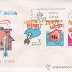 Sellos: AHORRO DE ENERGIA.- 1979. Lote 24046705