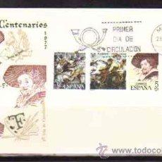 Sellos: SPD - CENTENARIOS 1977. Lote 24690545