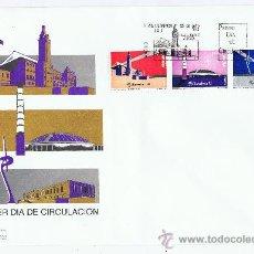 Sellos: SPD 1992 OLIMPIADAS DE BARCELONA SERIE COMPLETA. Lote 29256038