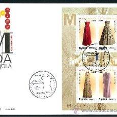 Sellos: SOBRE PRIMER DIA (SPD) - MODA ESPAÑOLA 2008. Lote 29907256