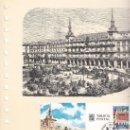 Sellos: DOCUMENTO FILOSSA 126 MADRID, XXIV FERIA NACIONAL DEL SELLO 1992 +. Lote 31027783