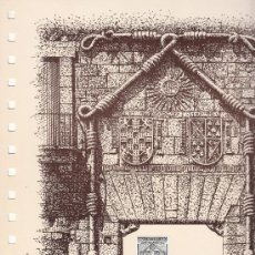 Sellos: DOCUMENTO FILOSSA 85 BURGOS, LA CASA DEL CORDON, + . Lote 31060041