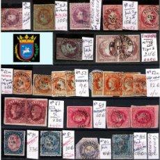 Sellos: HUESCA Y PROV.- H. POSTAL, MAT., CARTAS, E. LOCALES Y T.P. P.V. 2.830 €. VER 7 FOTOS - CONDICIONES.. Lote 31701232