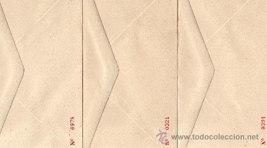 Sellos: TRES SOBRES PRIMER DIA III EXP. FILATÉLICA DE BADALONA AÑO 1954, 50 ANIVERSARIO CAJA DE PENSIONES - Foto 2 - 32397707