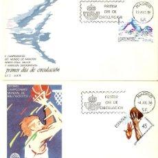Sellos: ESPAÑA 1986. P.D. EDIFIL 2851,2852.. Lote 34260926