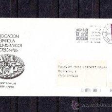 Sellos: 1992 RODILLO 62 MADRID CIRCULADO, AÑO EUROPEO SEGURIDAD, HIGIENE Y LA SALUD EN EL LUGAR DE TRABAJO. Lote 37517226