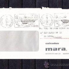 Sellos: 1985 RODILLO 55 ELCHE (ALICANTE) CIRCULADO, CONGRESO LENGUA VALENCIANA, . Lote 37640592