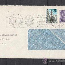 Sellos: 1980 RODILLO 48 VALENCIA CIRCULADO, MILITAR, DIA FUERZAS ARMADAS, SEMANA CONMEMORATIVA. Lote 37745236
