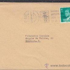 Sellos: 1980 RODILLO 30 MADRID CIRCULADO, MEDICINA, SEMANA DE INFORMACION SOBRE SUBNORMALES, . Lote 37745333