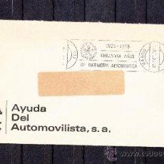 Sellos: 1978 RODILLO 72 MADRID CIRCULADO, AVION, 1928 - 1978 CINCUENTA AÑOS DE INGENIERIA AERONAUTICA. Lote 37754699