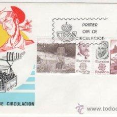 Sellos: EUROPA-CEPT.-1983. Lote 37882643