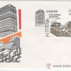Sellos: EUROPA. ARTES MODERNAS ARQUITECTURA.-1987. Lote 37938863