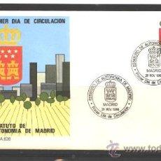 Briefmarken - ESPAÑA 1984 - SPD EDIFIL NRO. 2742 - AUTONOMIA : MADRID - NUEVO - 38071955