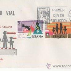 Sellos: 1976 - SPD SEGURIDAD VIAL. Lote 38354265