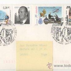 Sellos: MATASELLOS ESPECIAL LEVANTAMIENTO MINERO EN MIERES DE ENERO A ABRIL DE 1906. Lote 38414680
