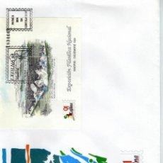 Sellos: EXFILNA 1991. MATASELLOS ESPECIAL PRIMER DIA . Lote 40333362