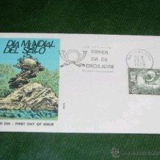 Sellos: ESPAÑA - DIA DEL SELLO - 1978 EDIFIL 2480 PRIMER DIA CIRCULACION BARCELONA. Lote 43268547