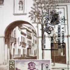 Sellos: TARJETA POSTAL, PRIMER DÍA CIRCULACIÓN, EDIFIL 3109, 1991. Lote 44461129