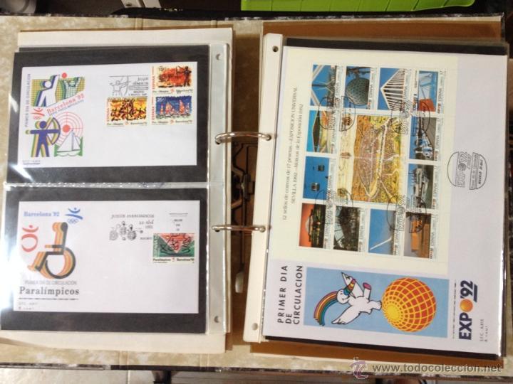 Sellos: Coleccion completa de sobres de Primer Día de 1990 a 2008 - Foto 2 - 44660771