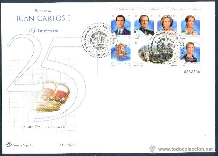 SOBRE PRIMER DIA (SPD) - JUAN CARLOS I - EDF: 3856 (Sellos - Historia Postal - Sello Español - Sobres Primer Día y Matasellos Especiales)
