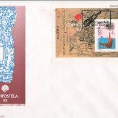 Sellos: COMPOSTELA´93.-1993. Lote 24003239