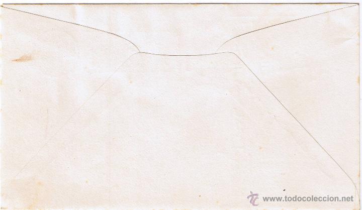Sellos: SOBRE PRIMER DIA DE CIRCULACION - CENTENARIO DE LA CIUDAD DE SAN SEBASTIAN - FOTO ADICIONAL - Foto 2 - 47080767