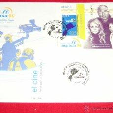 Sellos: LOS SIETE SOBRES EXPOSICION MUNDIAL DE FILATELIA 2006 MALAGA. Lote 47528726