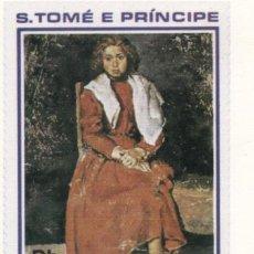 Sellos: MATASELLO ESPECIAL, TEMA PINTURA, VIGO 1991. Lote 48313736