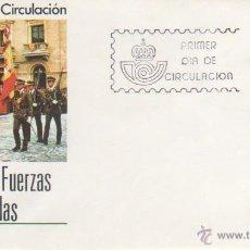 Sellos: DÍA DE LAS FUERZAS ARMADAS.-1981. Lote 54552837
