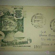 Sellos: EXPOSICION NACIONAL DE AHORRO DE MADRID, 1951. SELLO DE FRANCO. Lote 48999175