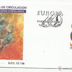 Briefmarken - SPD 1998 EUROPA FIESTAS POPULARES . HOGUERAS DE SAN JUAN - 50213748